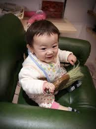 山口市 美容室 美容院 シューケット/子供カット/胎毛筆/赤ちゃんの筆