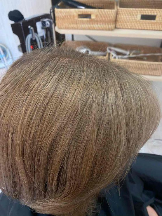 山口市 美容室 美容院 グレイヘア/ヘアカラー/白髪染め/脱白髪染め/グレーヘア