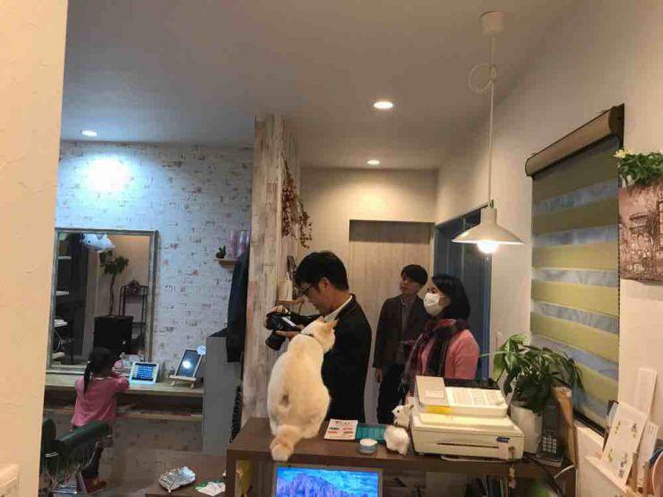 山口市 美容室 美容院 シューケット/キッズスペース/プレイスペース
