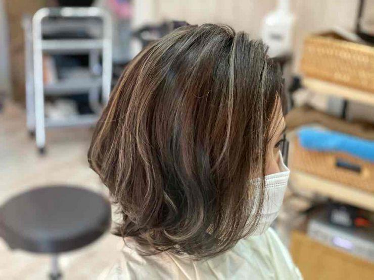 山口市 美容室 /ブリーチ料金明細化/髪質改善/