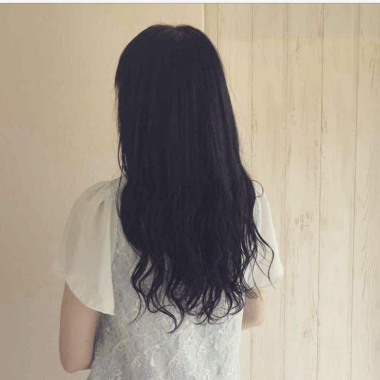 山口市 美容室 美容院 シューケット【ロングストカール】クセが強い/縮毛矯正/ストデジ/傷まない