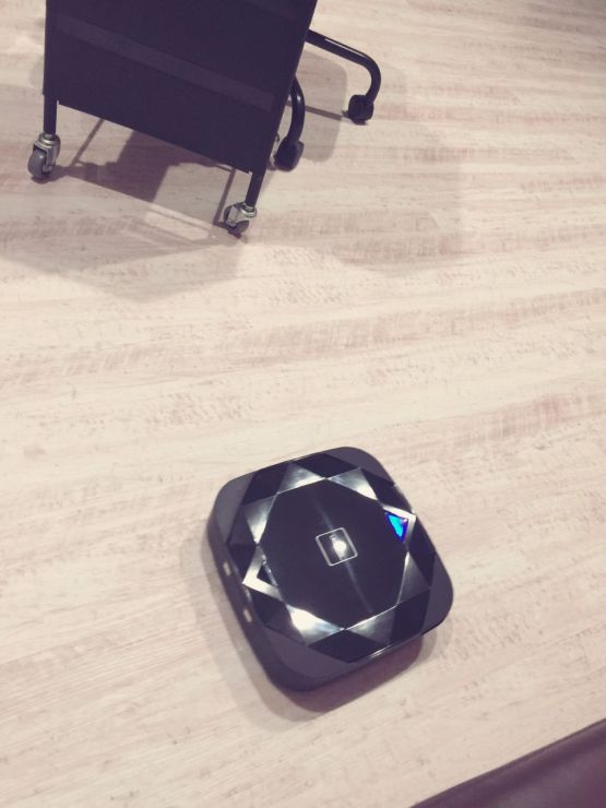 ロボット掃除機を導入しました