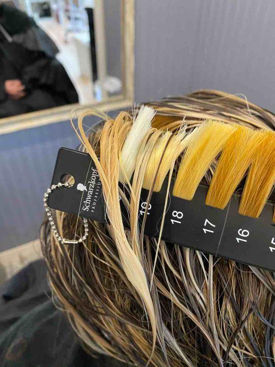 山口市 美容室 美容院 シューケット【若白髪×スリーディー(3D)カラー】グレイヘア/白髪染め/やめたい/荒れない/ブリーチ おしゃれ