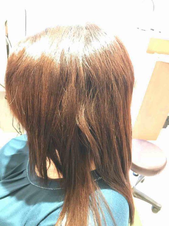山口市 美容室 美容院 シューケット/縮毛矯正/ストカール/傷んだ髪