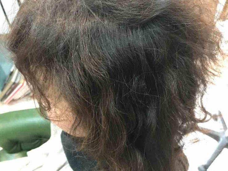 山口市 美容室 美容院 シューケット/クセが強い/縮毛矯正/ストデジ/傷まない/自然な/ツンツンしない/子連れ/幼児/