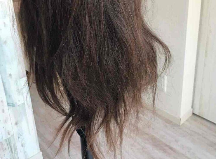 山口市美容院美容室ヘアサロントリートメント傷みダメージ縮毛矯正