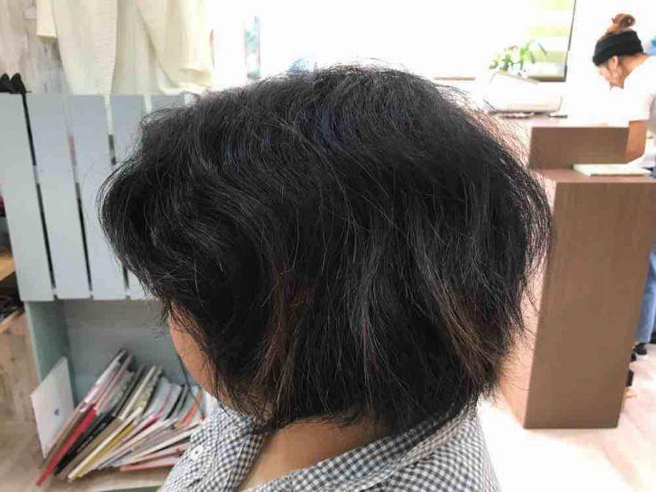 山口市 美容室 美容院 シューケット/縮毛矯正/ストカール/縮毛矯正ふんわり/自然/根本/立ち上がり/動き/トリートメント/切れ毛